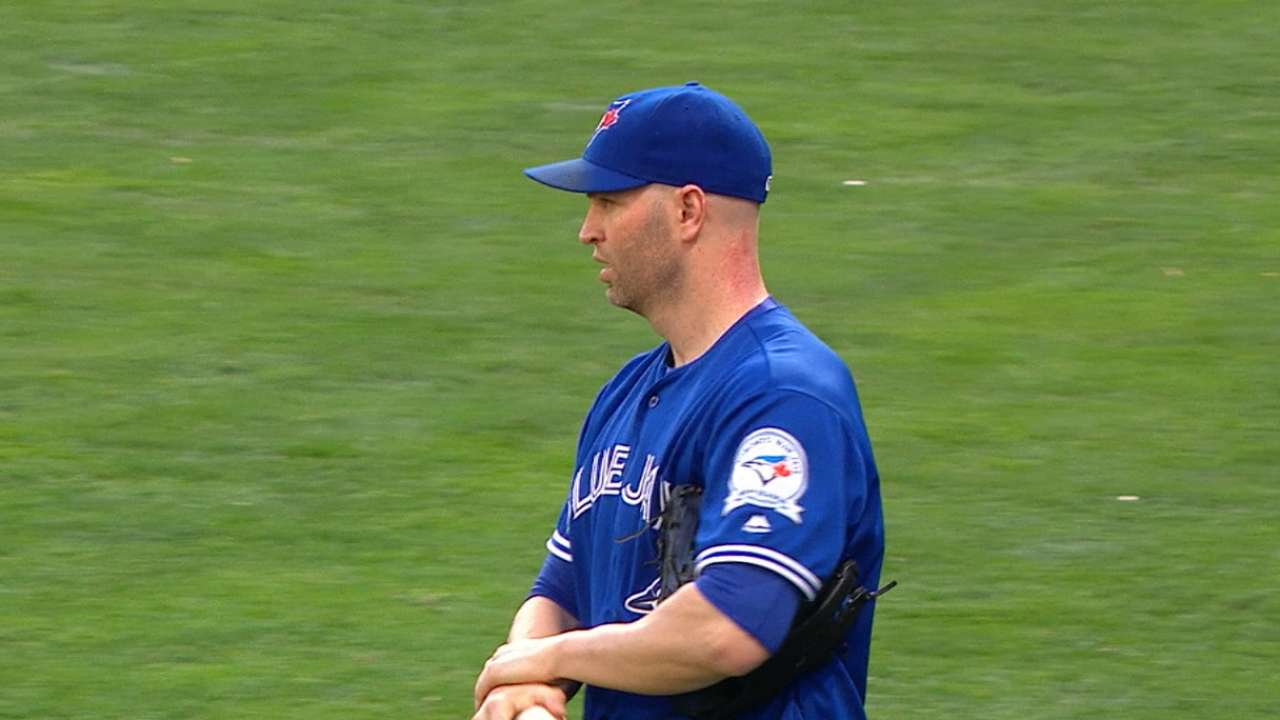 Happ earns win No. 20