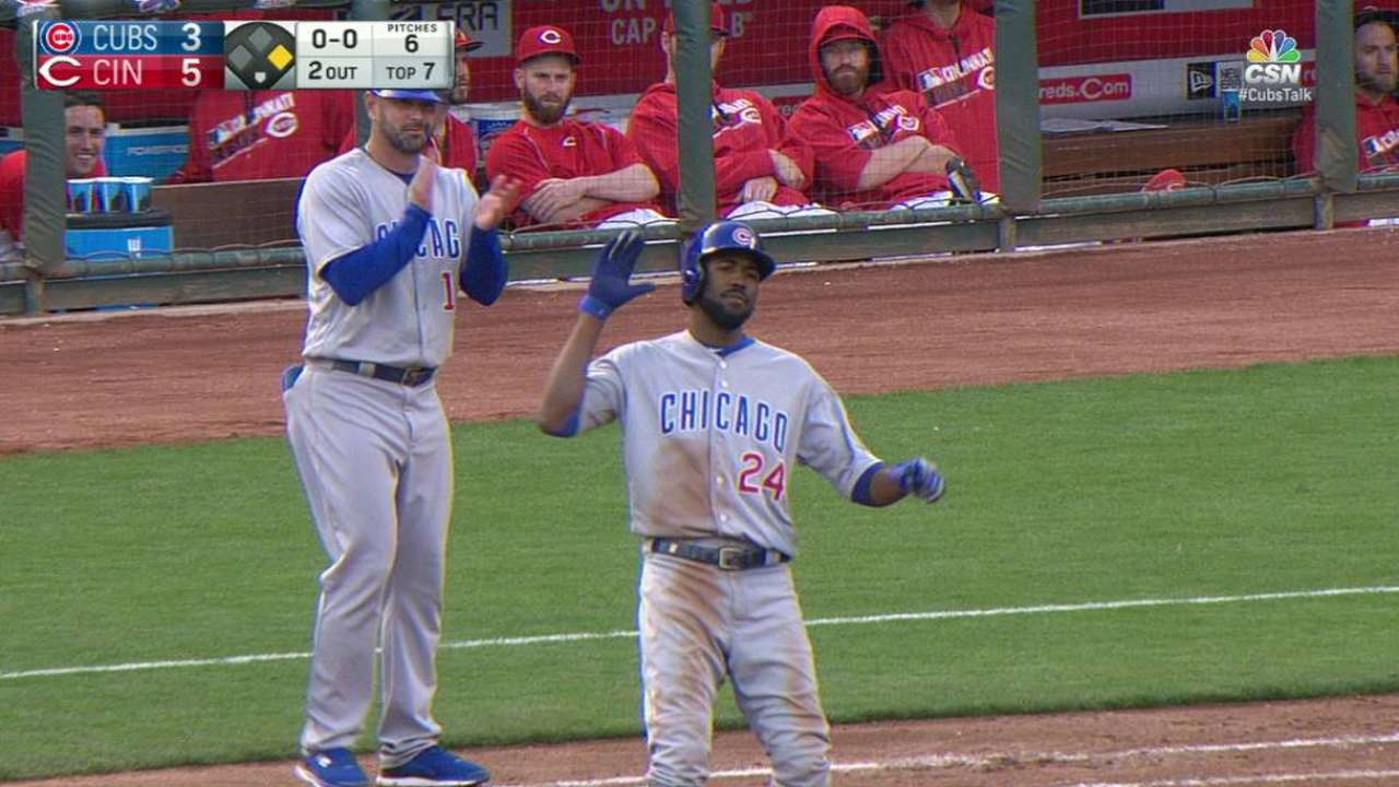 Cubs believe Fowler's return key to success