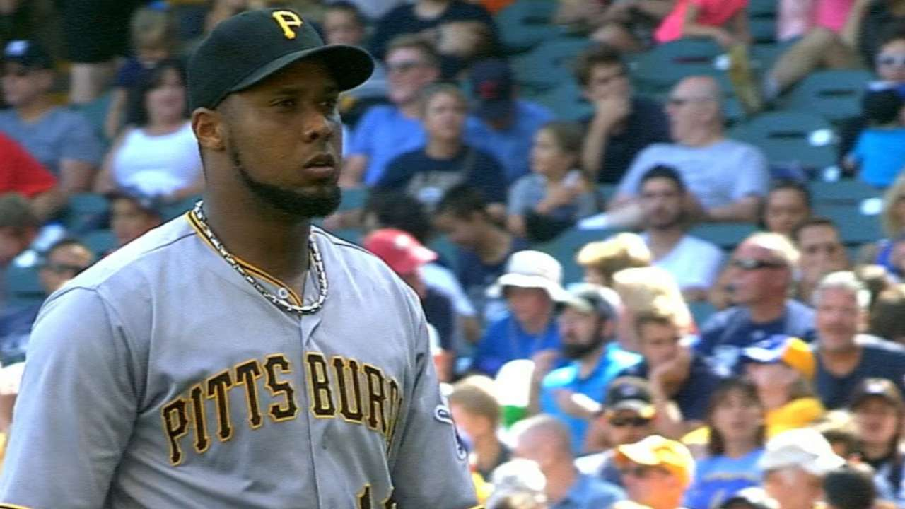 Hurdle on Nicasio's role