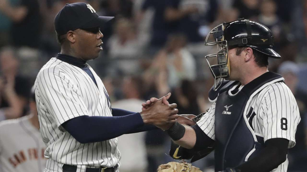 Sherman on reported Chapman deal