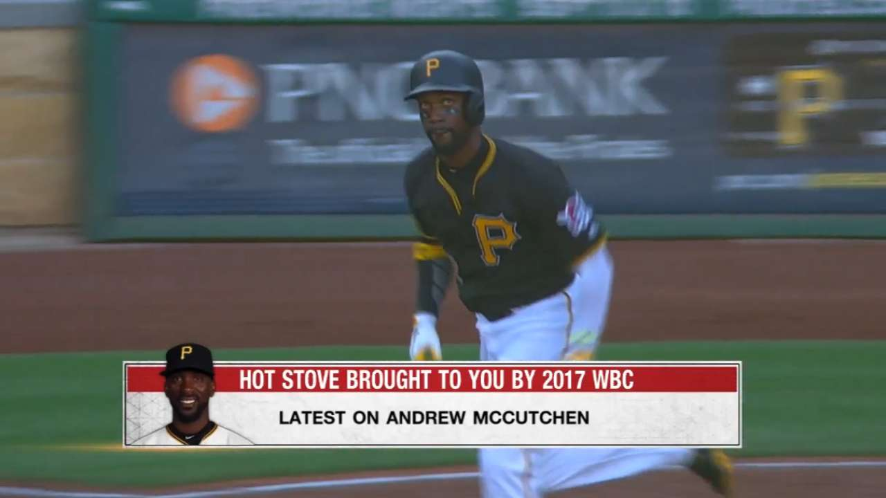 Rosenthal on latest with Cutch