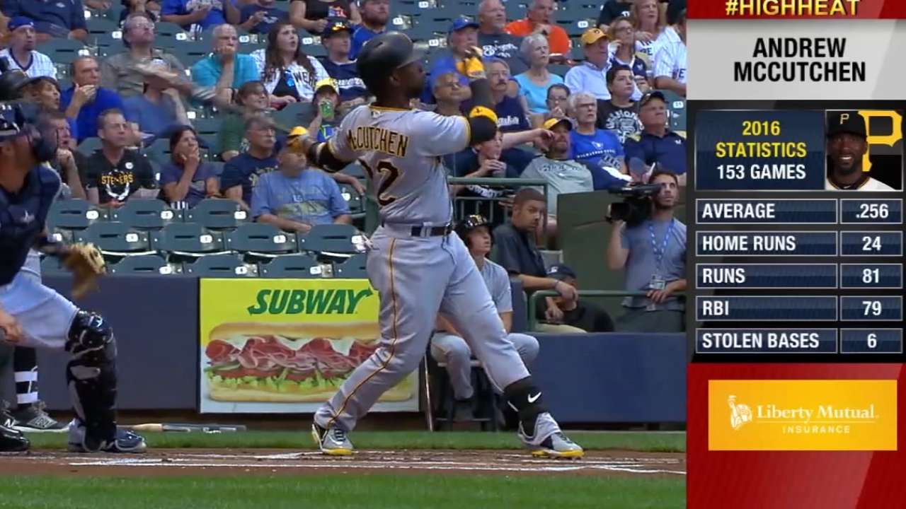 Morosi on McCutchen, Fowler