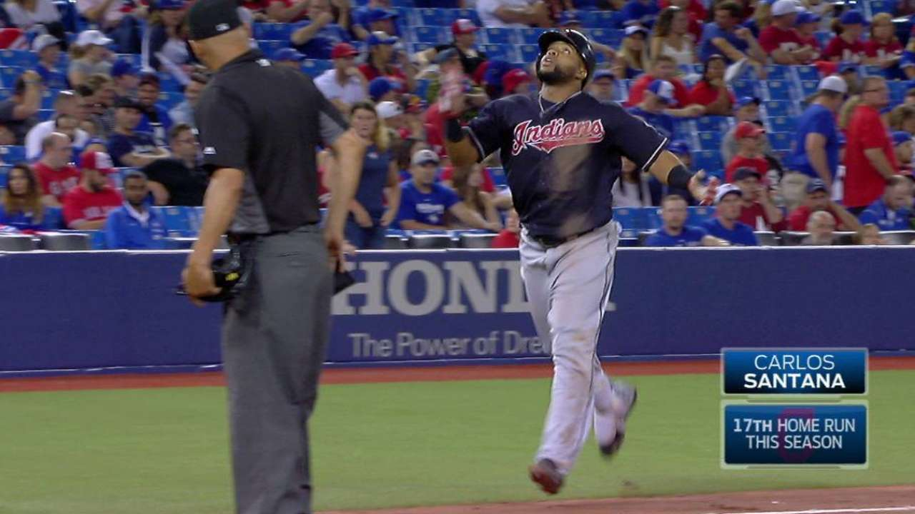 Extra winnings: Tribe's 14th straight goes 19