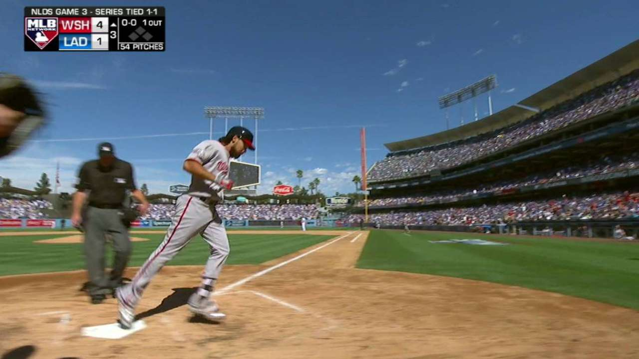 Rendon helps set tone with rally-capping HR