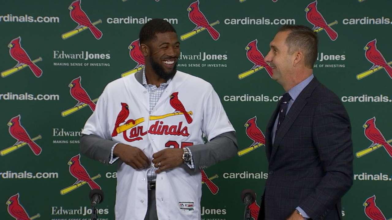 Fowler, Cardinals agree on 5-year deal