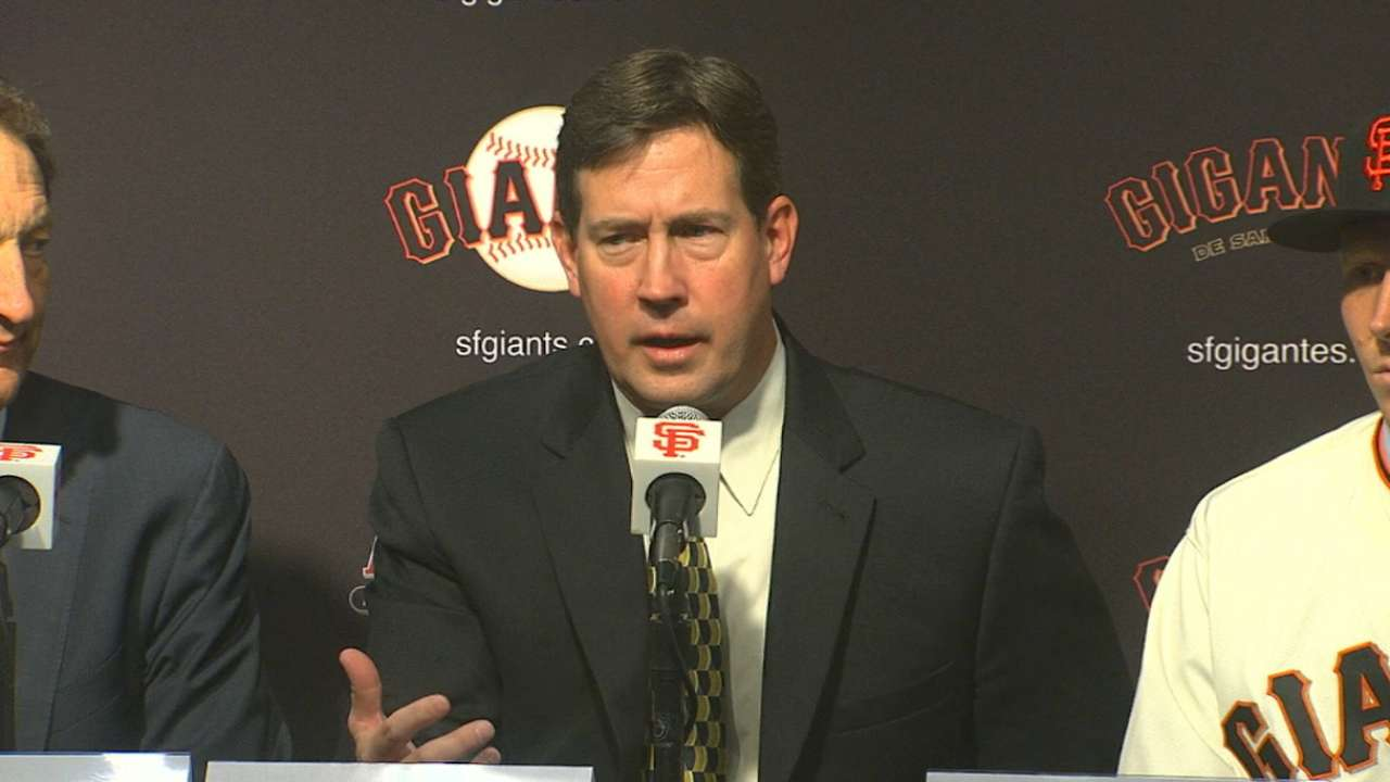 Evans on Giants' bullpen