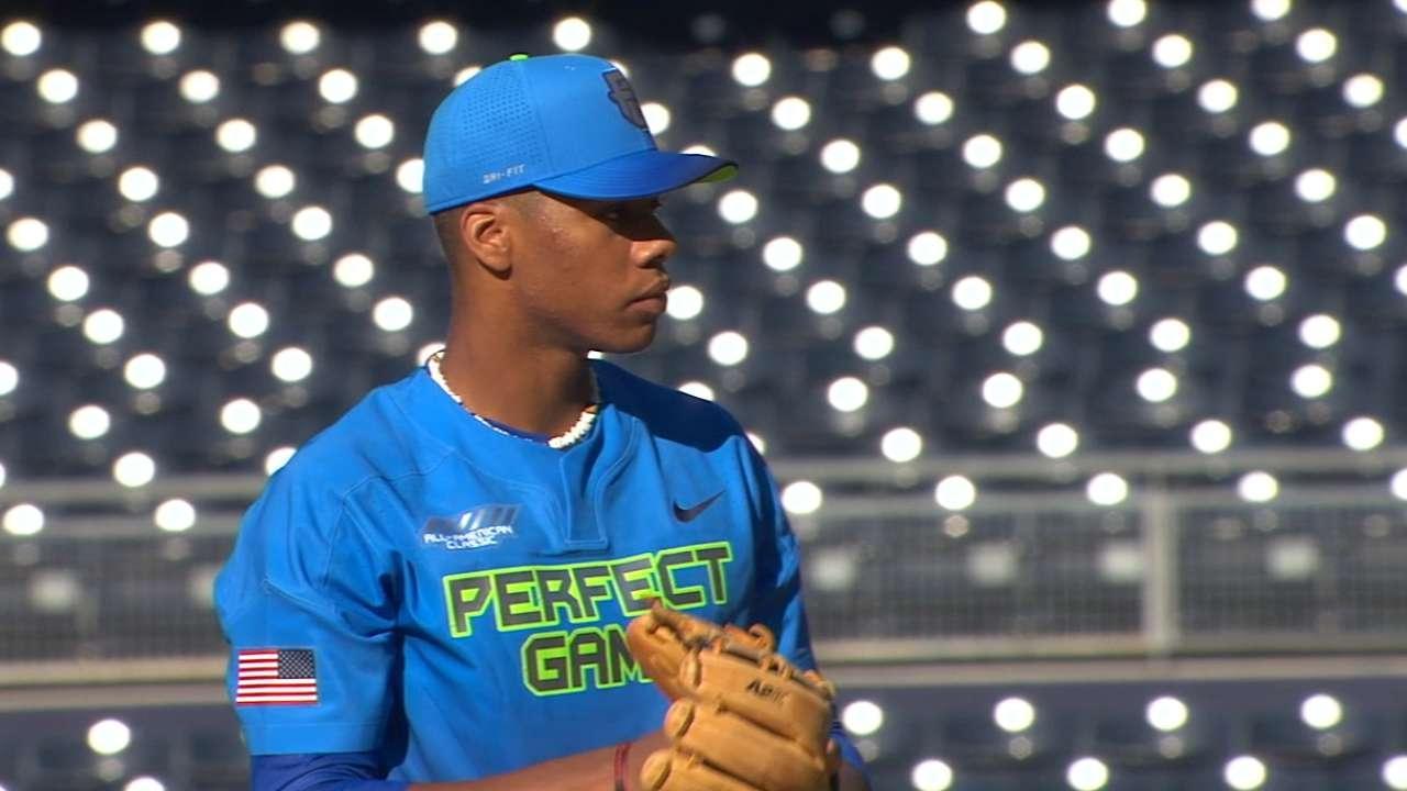 Top Draft prospect Greene headlines inaugural Dream Series