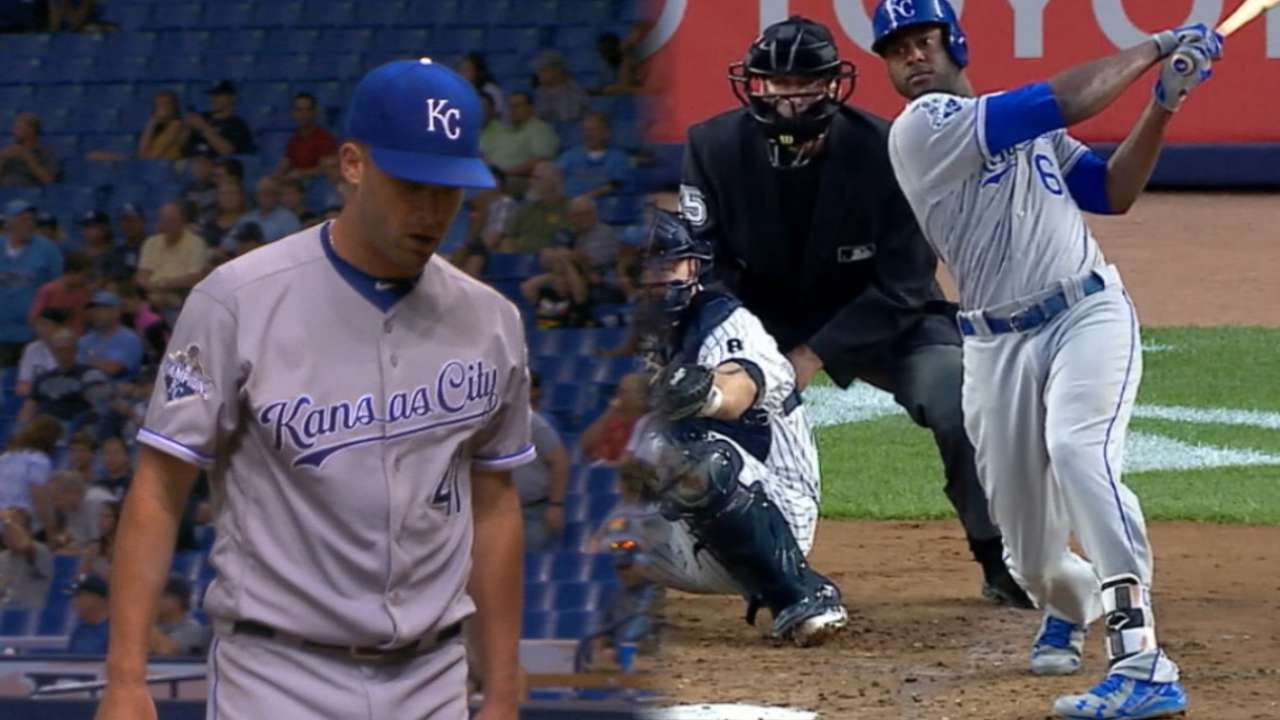 Which impending Royals free agents have most trade value?