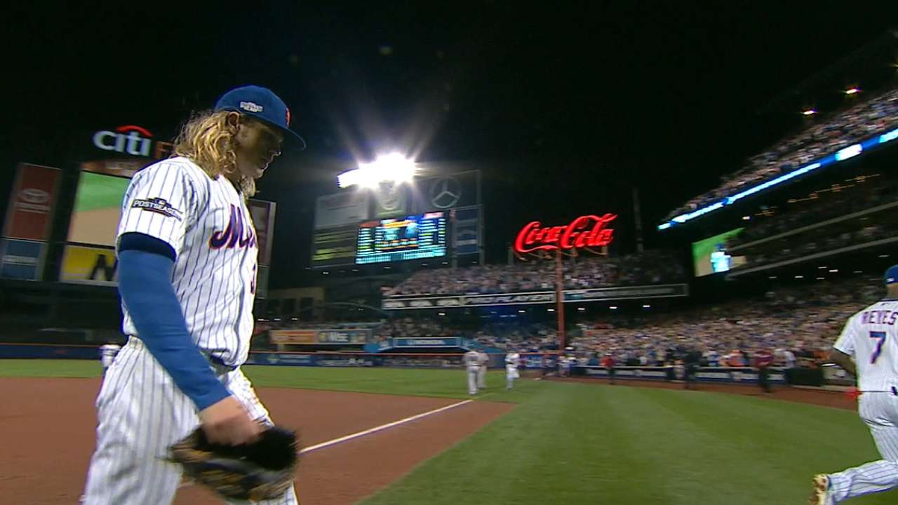 Syndergaard's dominant outing
