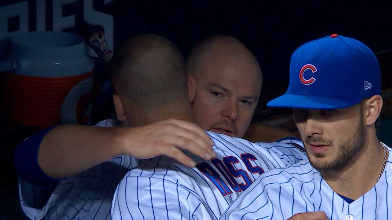 Another strong October outing for Cubs' Lester