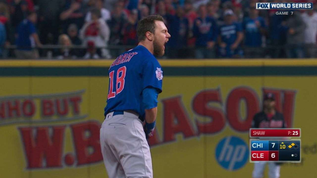 DYK: Cubs win! Cubs win!