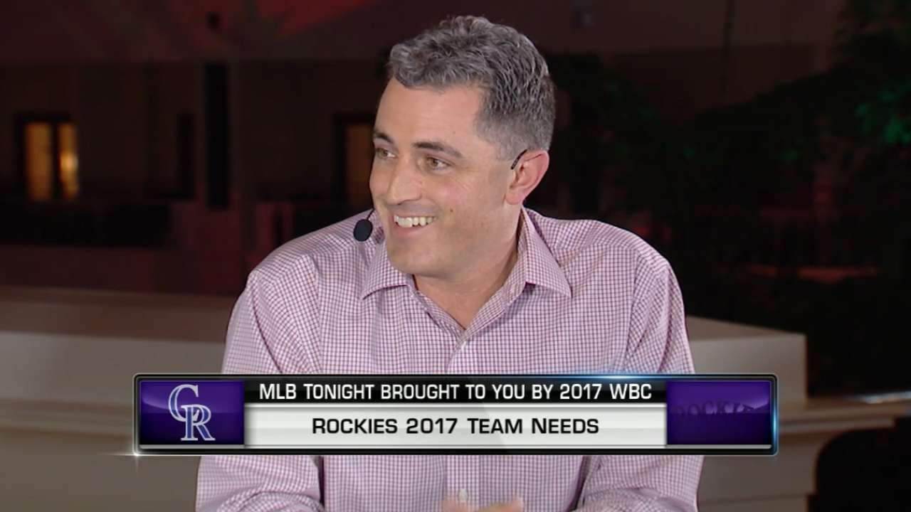 Jeff Bridich joins MLB Tonight