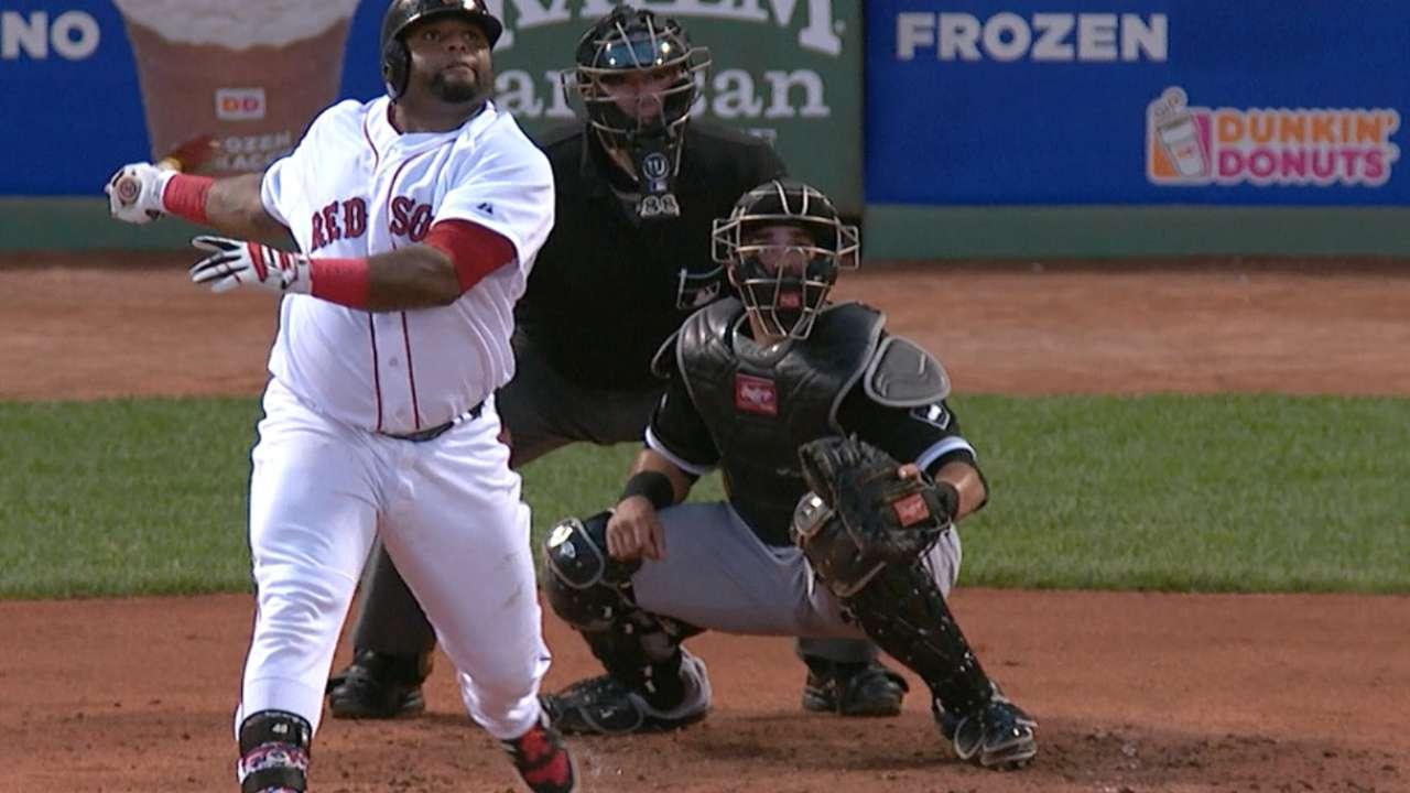 Sandoval primed for comeback? Sox optimistic