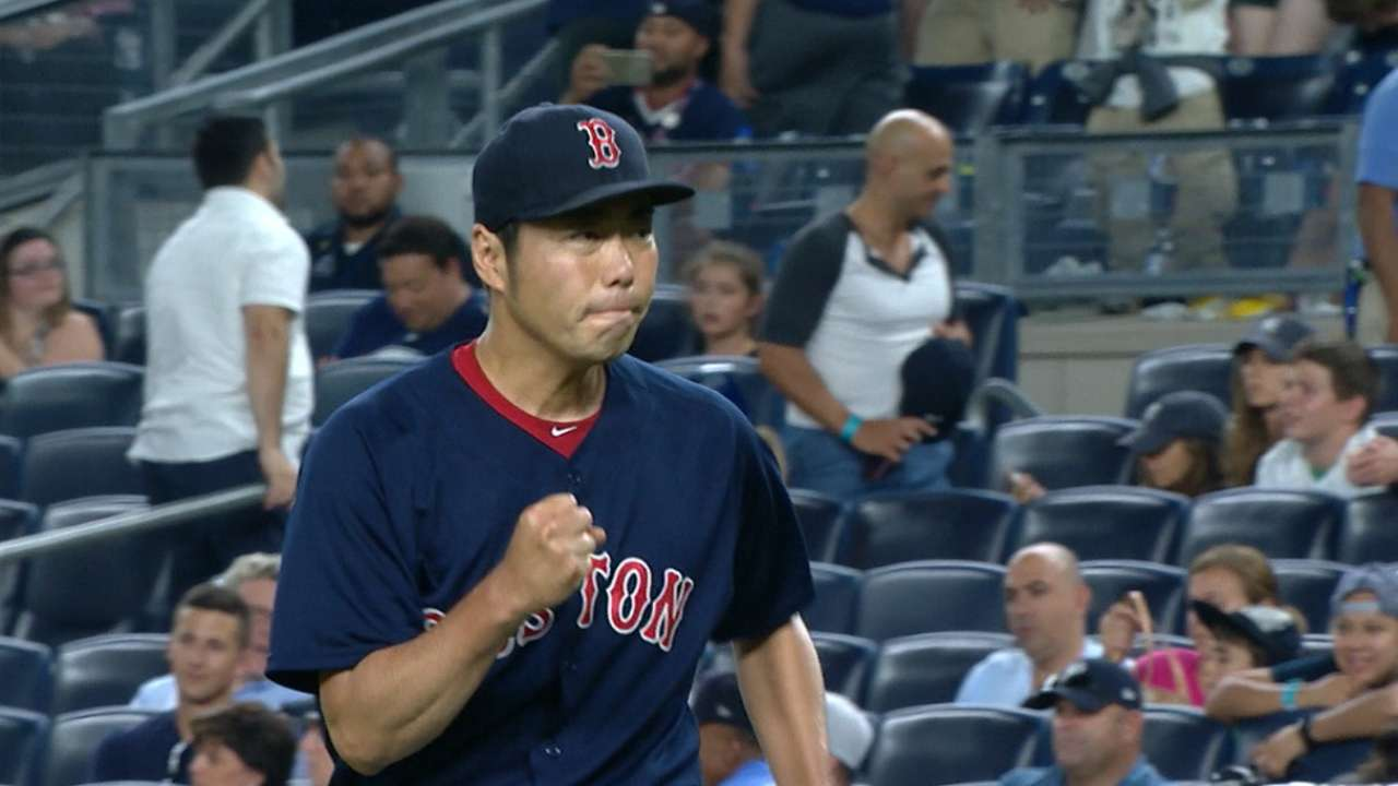 Uehara agrees to 1-year deal with Cubs