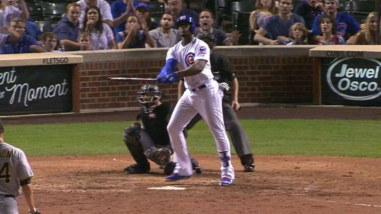 Soler on joining the Royals