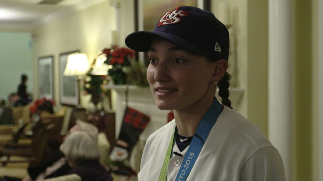 Alex Fulmer on women in baseball