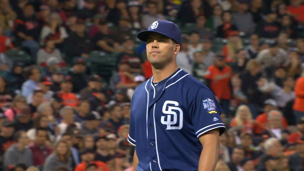 Padres not finished adding to rotation mix