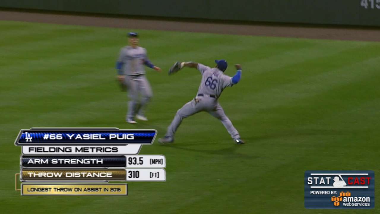 Puig's epic throw not the entire Story