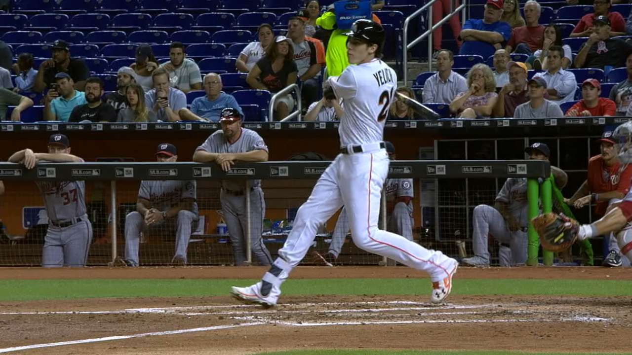 Frisaro on Yelich's potential