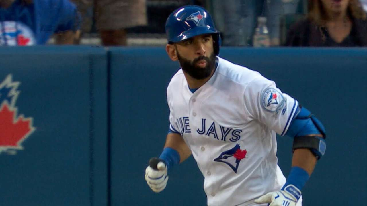 Blue Jays still have holes in outfield, 'pen