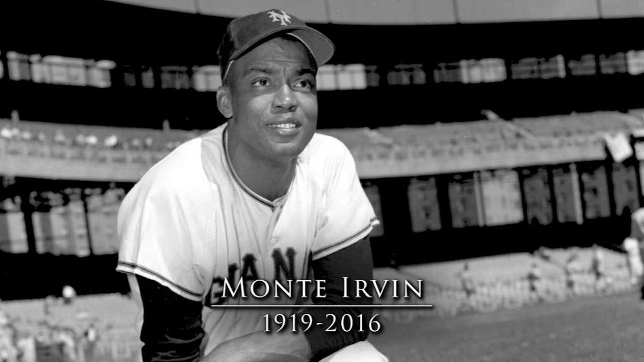 In Memoriam: Monte Irvin