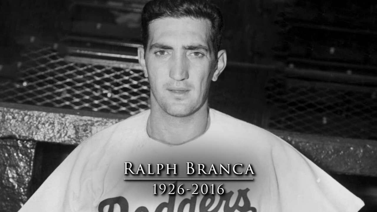In Memoriam: Ralph Branca