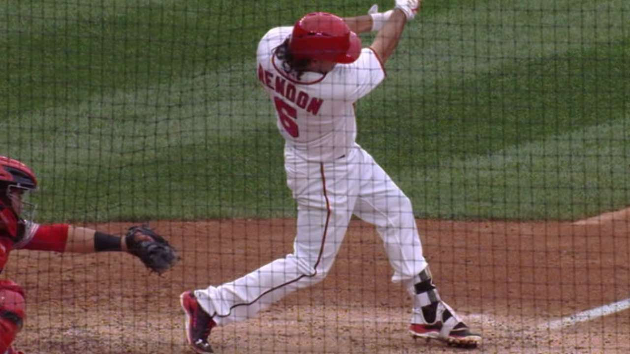 Around the Horn: Hot corner a strength for Nats
