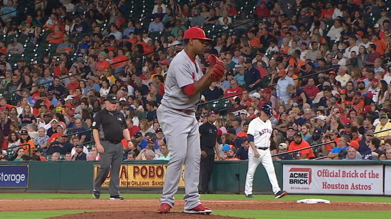 Inbox: Will Cards move to improve rotation?