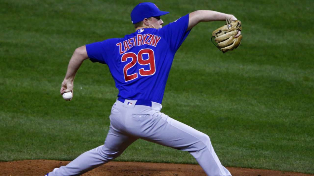 Cubs notes: Spot in rotation up for grabs
