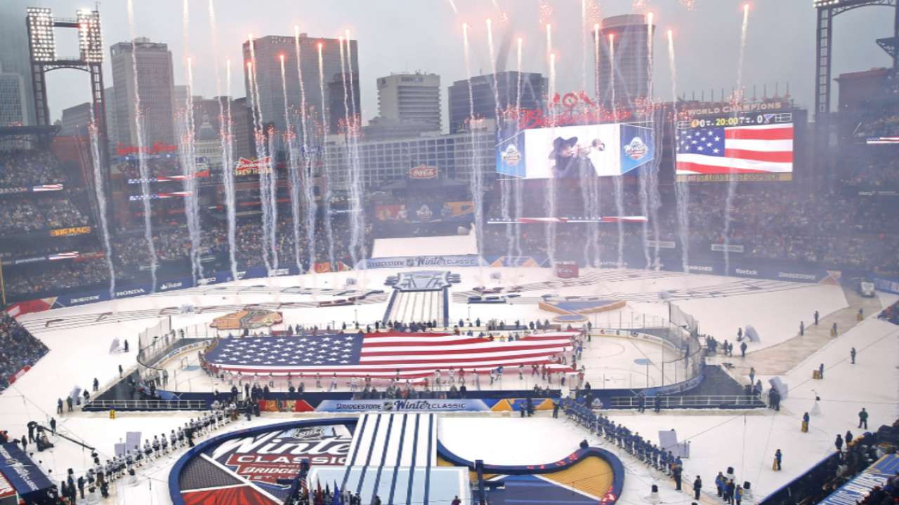 Blues are St. Louis proud in Winter Classic