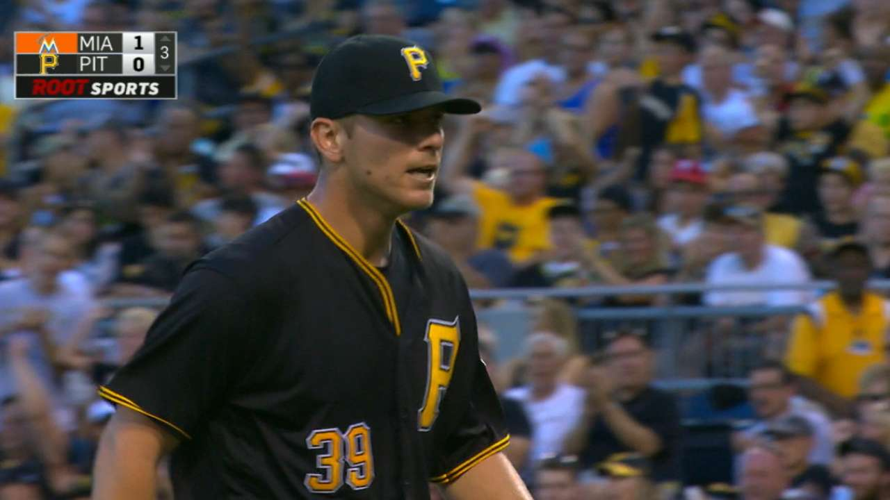 Play it Kuhl: Pirates glad they retained righty
