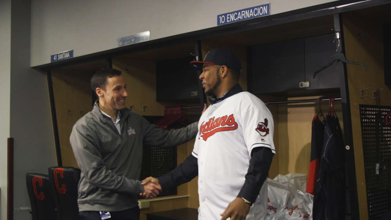 Tribe looks to follow in footsteps of KC, Cubs