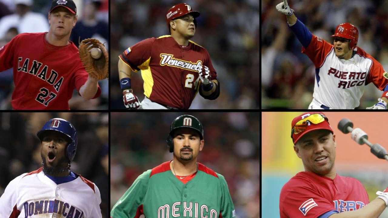 Select 6 eyeing 4th World Baseball Classic