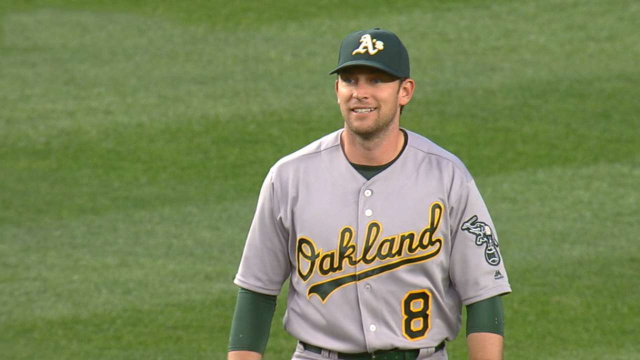 Around the Horn: Second thoughts for A's
