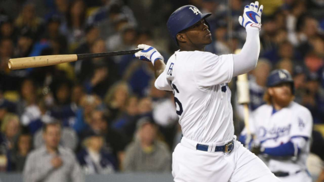 Bold prediction: Change of scenery for Puig?