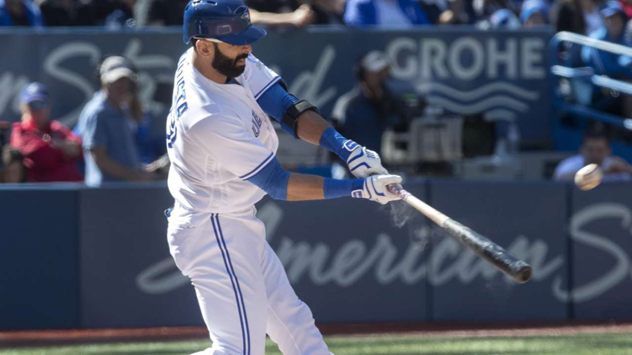 Blue Jays could reunite with Bautista