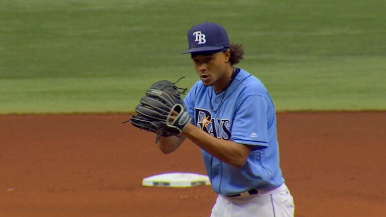 Rays could use arms surplus to add talent