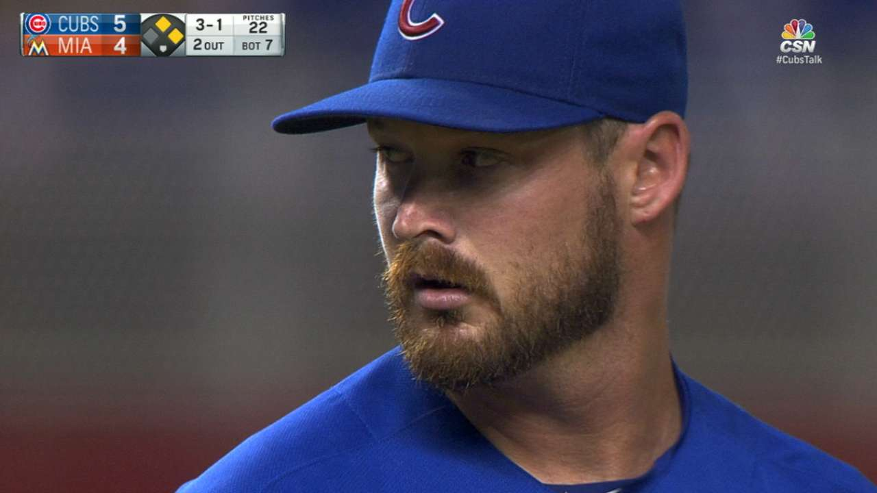 Wood they? Travis could return to Cubs