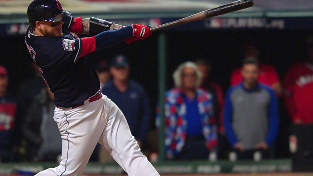 Edwin's deal, arb-eligibles boost Tribe payroll