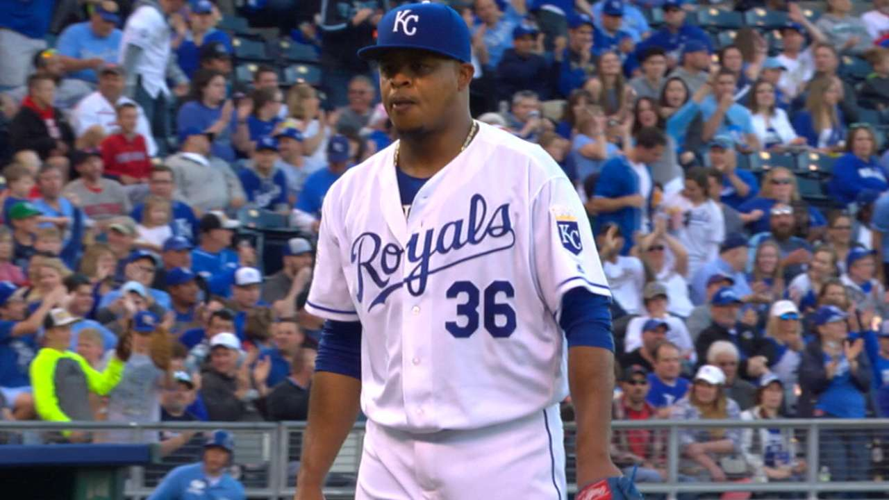 Volquez could start Opening Day