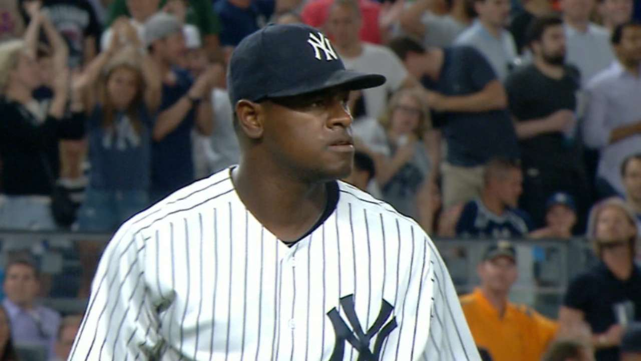 Yanks want Severino focused on flexibility