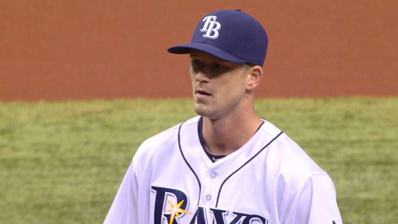 Mariners swing 2 trades to land Smyly