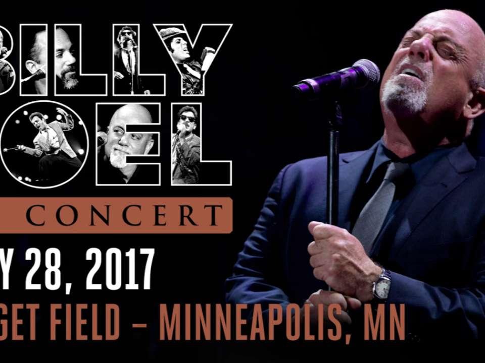 Billy Joel At Target Field