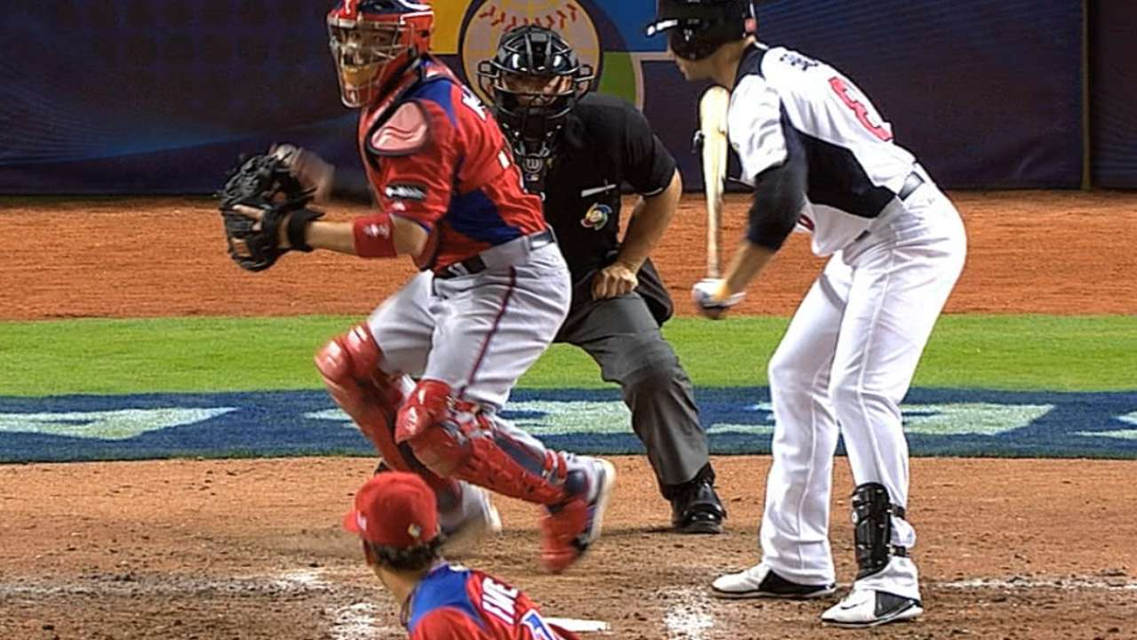 Tourney veterans lead Cardinals in WBC 2017