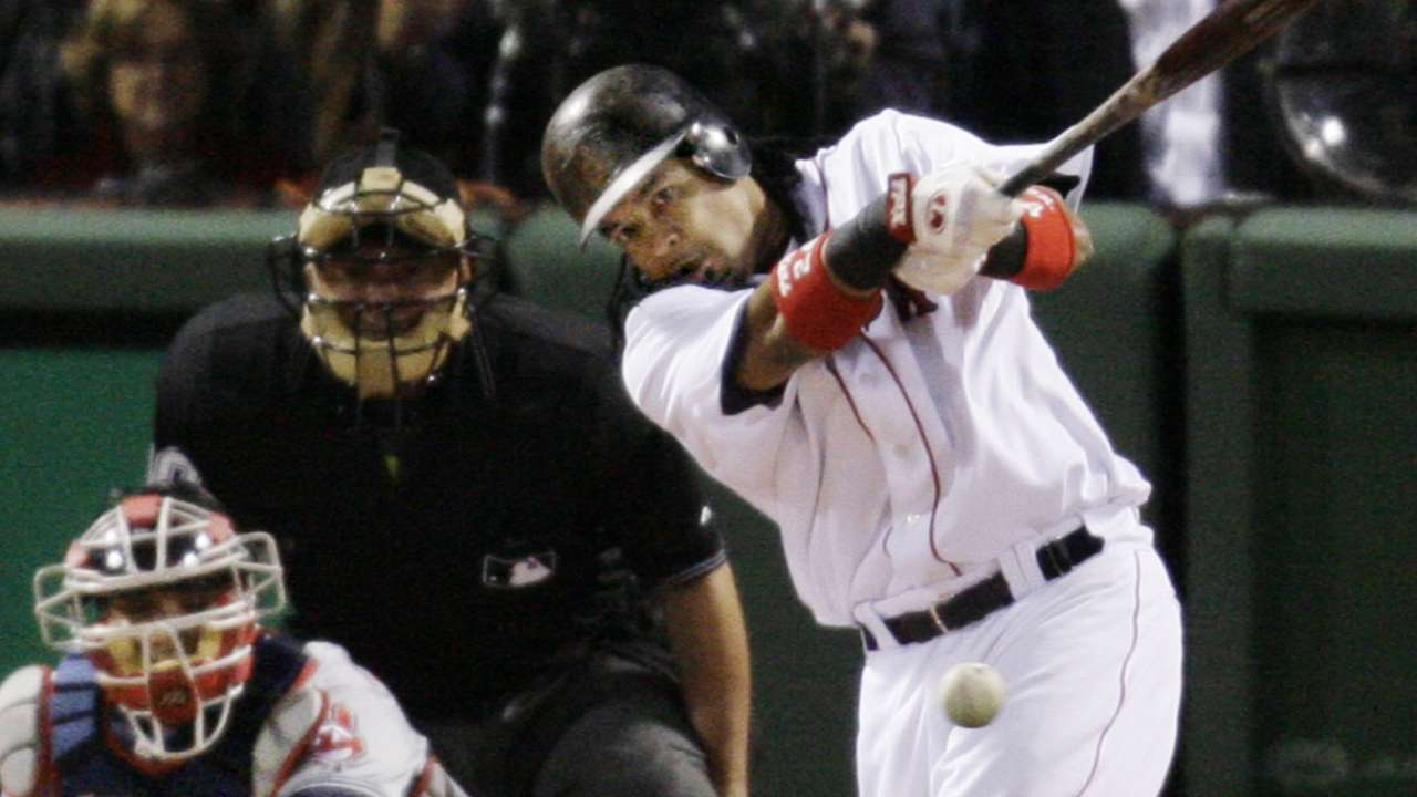 Manny, Sheff among ex-Dodgers on Hall ballot