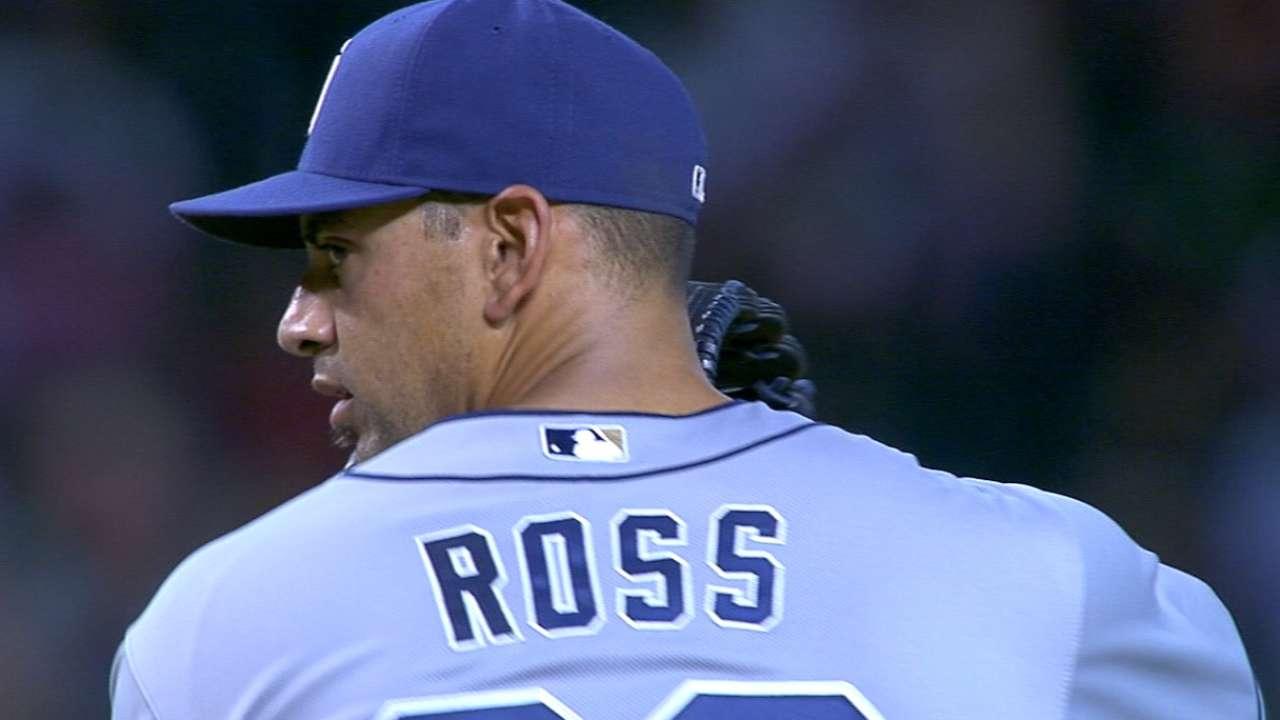 Ross' fantasy impact on Rangers