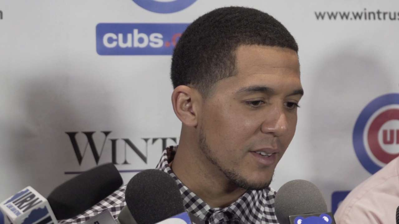 Jay says Cubs remain hungry after title run
