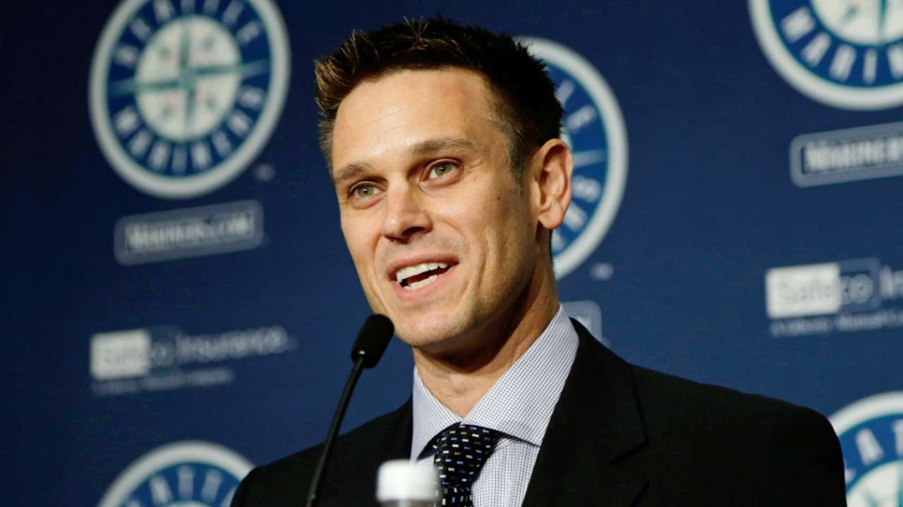 Dipoto's active offseason