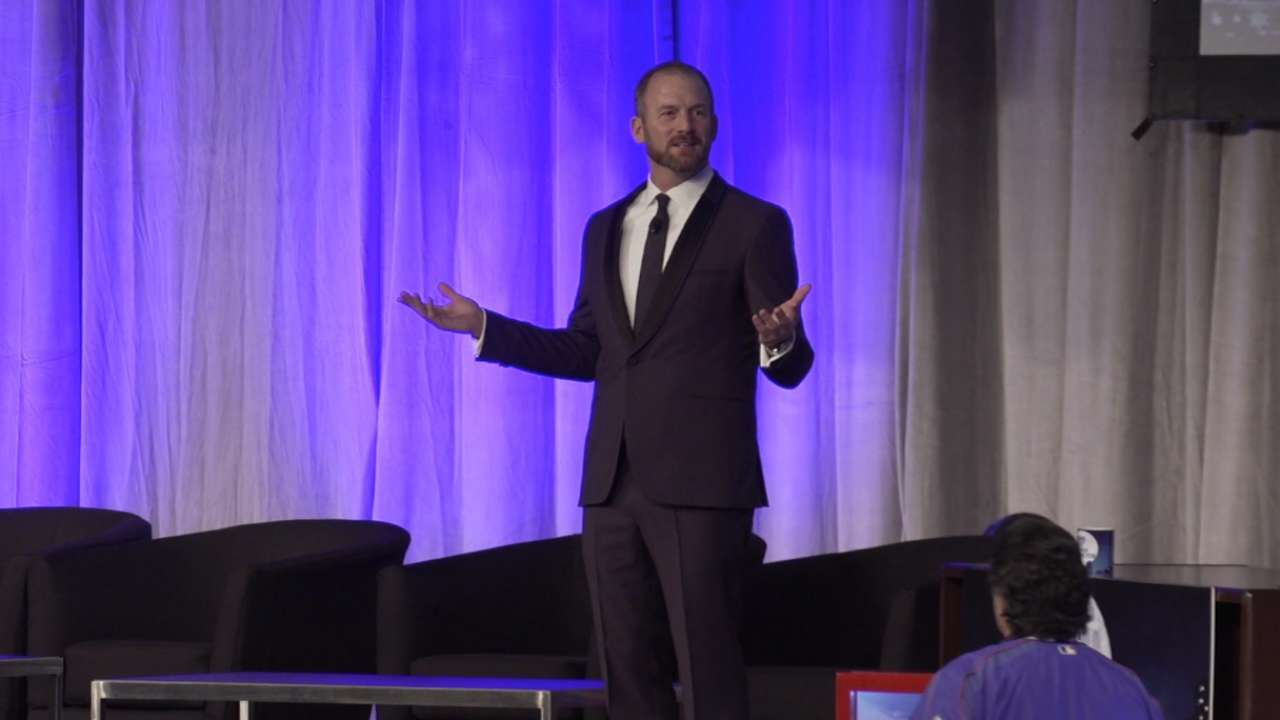 Ross, Dempster supply laughs at Convention