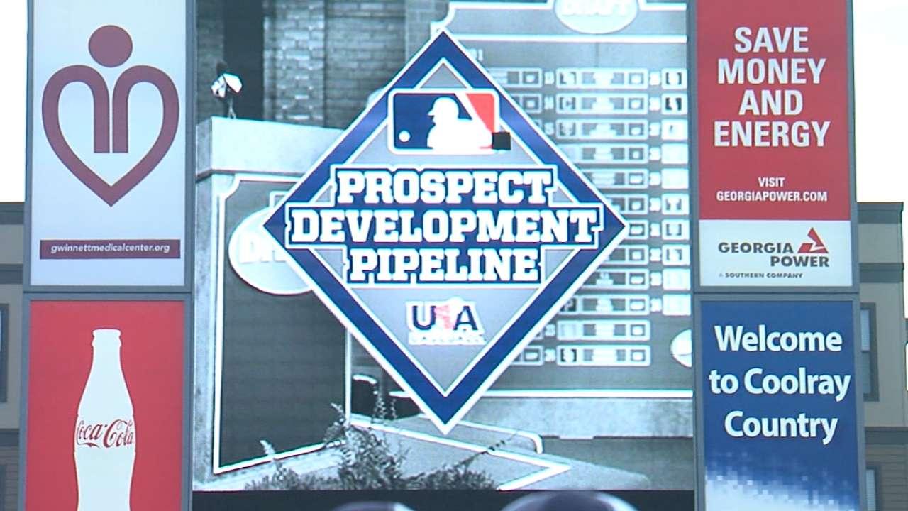 Prospect program aims to break ground for amateurs